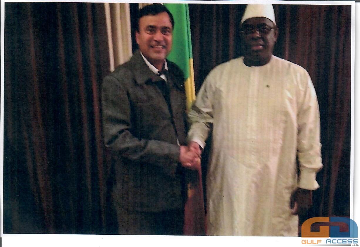 Senegali President - Macky Sall